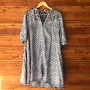 Reba Shirt Dress